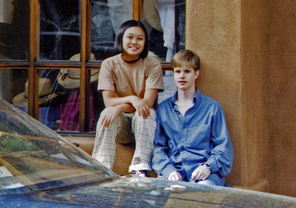 Michele Josue and Matthew Shepard met as high school students at The American School in Switzerland.