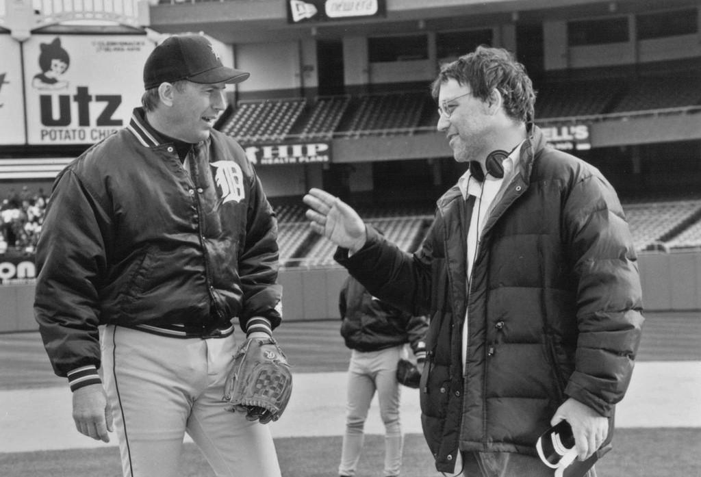 Kevin Costner and Sam Raimi
